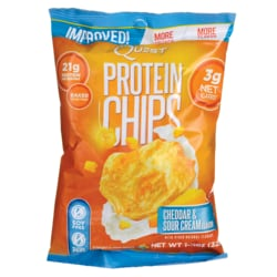 Quest NutritionProtein Chips - Cheddar & Sour Cream
