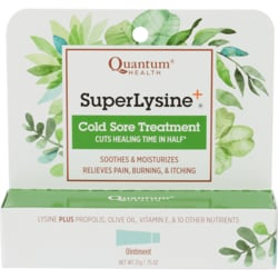 QuantumSuper Lysine+ Cold Sore Treatment
