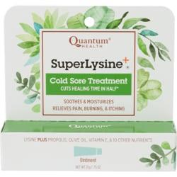 Quantum Super Lysine+ Cold Sore Treatment