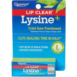 Quantum HealthLip Clear Lysine+ Cold Sore Treatment