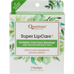 QuantumSuper Lip Care + Invisible Cold Sore Bandage