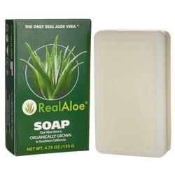 Real Aloe Aloe Vera Soap
