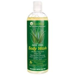Real AloeAloe Vera Body Wash