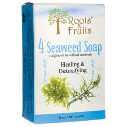 Roots & Fruits4 Seaweed Soap