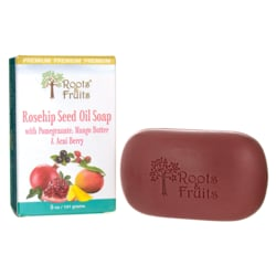 Roots & FruitsRosehip Seed Oil Soap