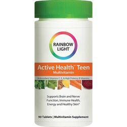 Rainbow LightActive Health Teen Multivitamin