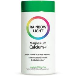 Rainbow Light Magnesium Calcium +