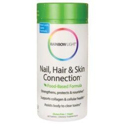Rainbow LightNail, Hair & Skin Connection