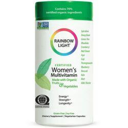 Rainbow LightCertified Women's Multivitamin