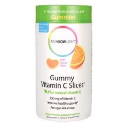 Rainbow LightGummy Vitamin C Slices