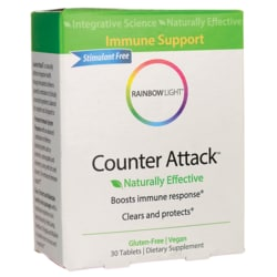 Rainbow LightCounter Attack