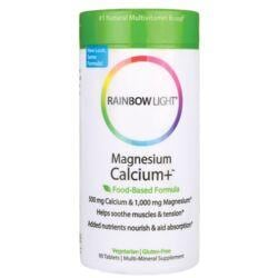 Rainbow LightMagnesium Calcium +