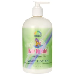 Rainbow ResearchBaby, Oh, Baby Body Lotion Unscented