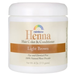 Rainbow Research Henna Hair Color and Conditioner Persian Light Brown
