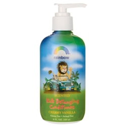 Rainbow Research Organic Herbal Detangling Conditioner for Kids Vanilla