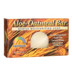 Rainbow ResearchAloe-Oatmeal Bar Soap