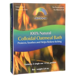 Rainbow ResearchUnscented Colloidal Oatmeal Bath