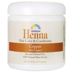 Rainbow ResearchHenna Hair Color & Conditioner - Copper (Red Copper)