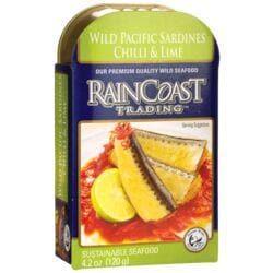 RaincoastWild Pacific Sardines Chilli & Lime