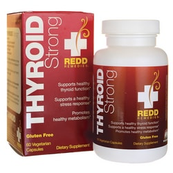 Redd RemediesThyroid Strong