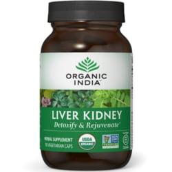 Organic IndiaLiver Kidney Detoxify & Rejuvenate