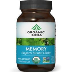 Organic IndiaMemory Mental Clarity