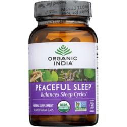 Organic India Peaceful Sleep