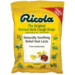 RicolaThe Original Natural Herb Cough Drops