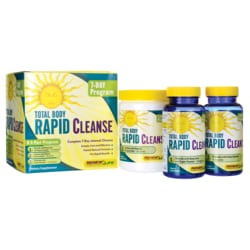 Renew LifeTotal Body Rapid Cleanse