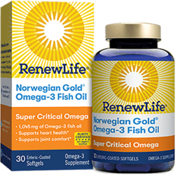 Renew LifeNorwegian Gold Super Critical Omega