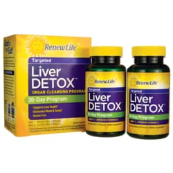 Renew LifeLiver Detox