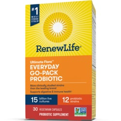 Renew Life Ultimate Flora RTS Daily Probiotic