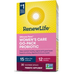 Renew Life Ultimate Flora RTS Women's Probiotic