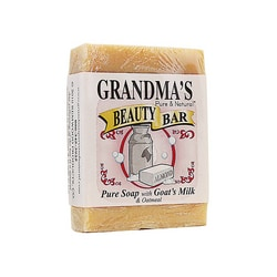 Remwood Products Co. Grandma's Beauty Bar Almond
