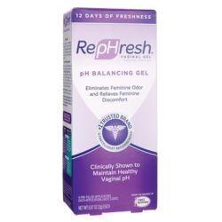 RepHreshVaginal Gel - pH Balancing
