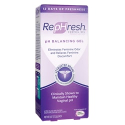RepHreshVaginal Gel - pH Balancing