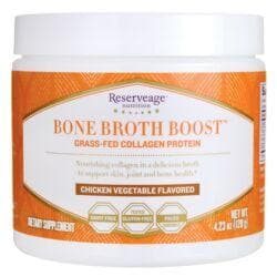 Reserveage NutritionBone Broth Boost - Chicken Vegetable