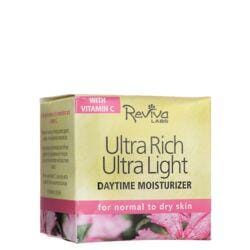 Reviva LabsUltra Rich Ultra Light Daytime Moisturizer