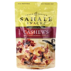 Sahale SnacksGlazed Nuts - Cashews with Pomegranate + Vanilla