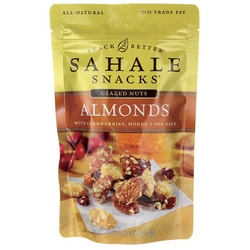Sahale SnacksGlazed Nuts - Almonds with Cranberries, Honey + Sea Salt