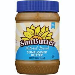 SunButterSunflower Butter - Natural Crunch
