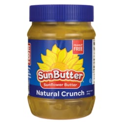 SunButterSunflower Butter - Natural Crunch