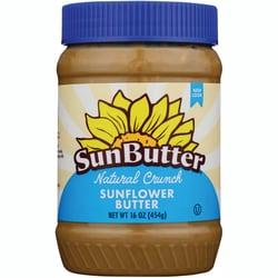 SunButter SunButter Sunflower Spread - Crunch