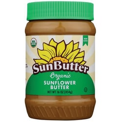 SunButterSunflower Butter - Organic
