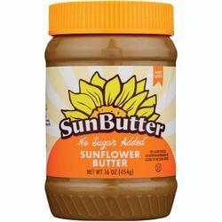 SunButterSunflower Butter - No Sugar Added