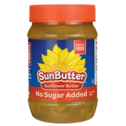 SunButterSunflower Butter - No Sugar Added