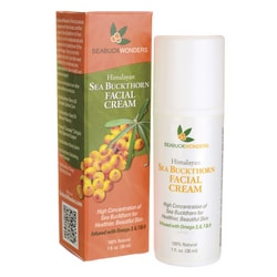 SeabuckWondersHimalayan Sea Buckthorn Facial Cream