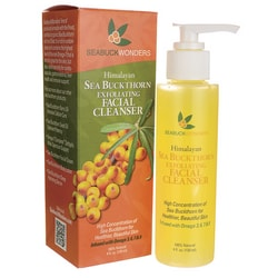 SeabuckWonders Himalayan Sea Buckthorn Exfoliating Facial Cleanser