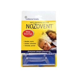 Scandinavian FormulasNozovent Anti-Snoring Device