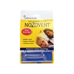 Scandinavian Formulas Nozovent Anti-Snoring Device